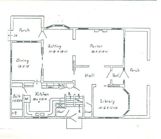 Gallery the calling House plan drawing